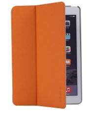 AirCoat Perfect Protective Case for iPad Air 2 Vibrant Orange