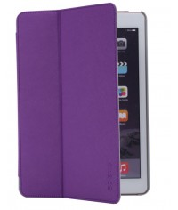 AirCoat Perfect Protective Case for iPad Air 2 Orchid Purple