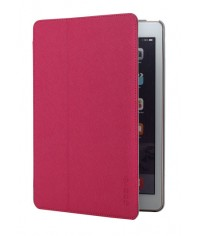 AirCoat Perfect Protective Case for iPad Air 2 Cherry Red
