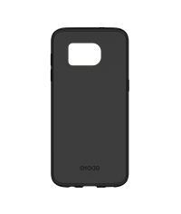 Soft Edge Graphite Black For Samsung Galaxy S7 Edge